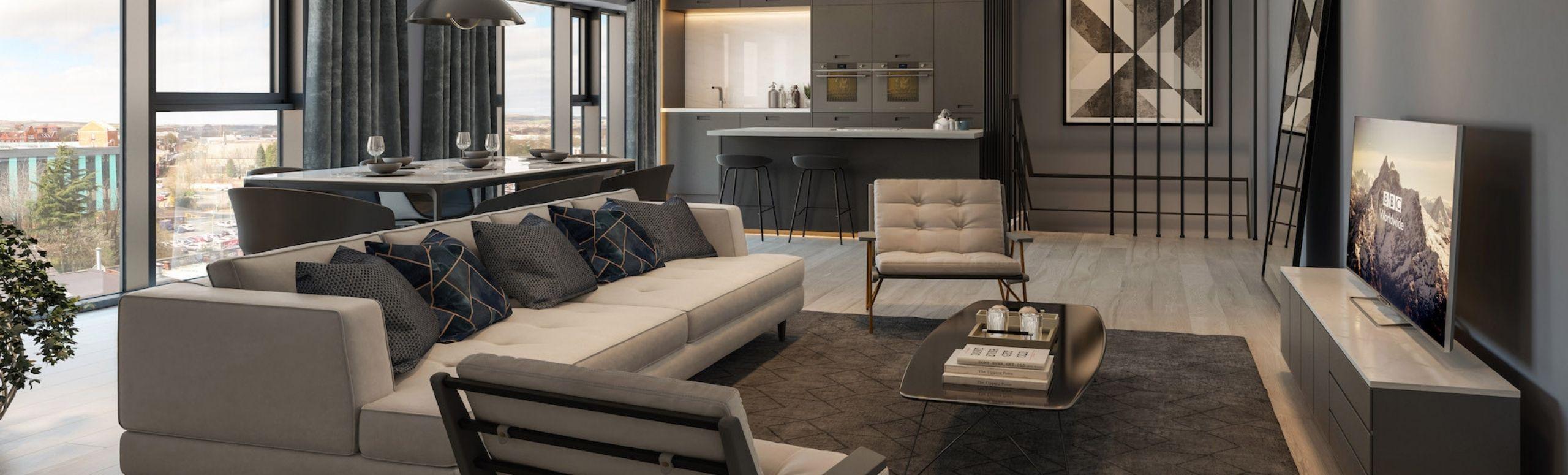 Living Room 2 - Full Width Carousel
